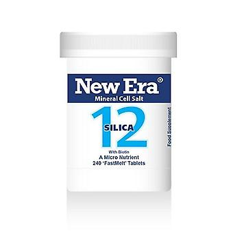 New Era, No. 12 Silica, 240 tablets
