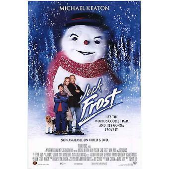 Poster do filme de Jack Frost (11 x 17)