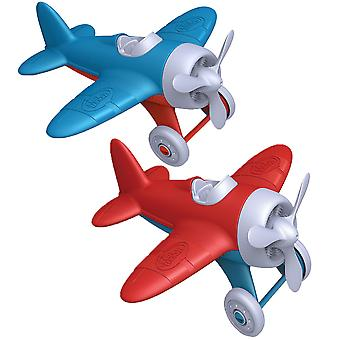 Green Toys Airplane Toy Flying Eco Friendly 100% Recycled BPA Free
