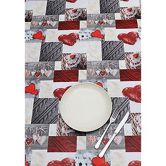 Peggy Wilkins PVC Tablecloth