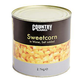 Country Range Sweetcorn