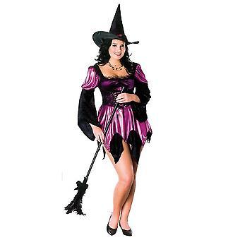 Fantasia de bruxa Sexy mulheres trajes para senhoras