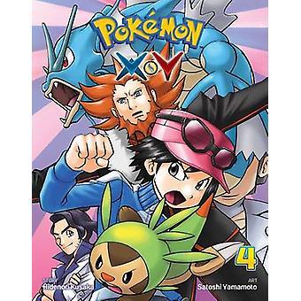 Pokemon XY by Hidenori Kusaka - Satoshi Yamamoto - 9781421582559 Book