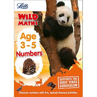 Maths - Numbers Age 3-5 by Collins UK - 9781844198795 Book