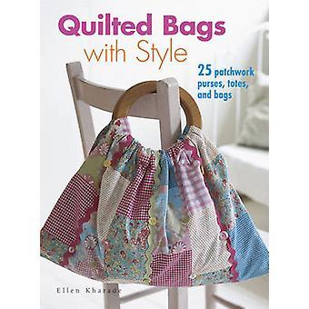 Quiltade väskor med stil - 25 lapptäcke plånböcker - Totes och påsar av Elle