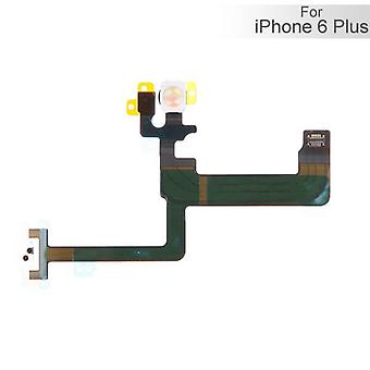Power On Off Flex Cable With Flash For iPhone 6 Plus