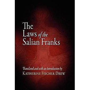 Die Gesetze der salischen Franken (Mittelalter)