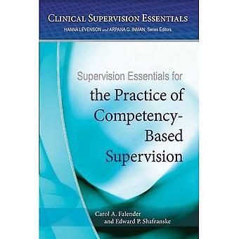 Tillsyn Essentials för öva av kompetens-baserad övervakning (klinisk övervakning Essentials)