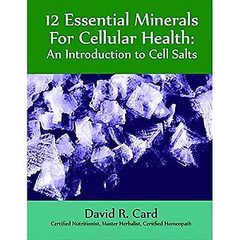 12 ESSENTIAL MINERALS FOR CELLULAR HEAL