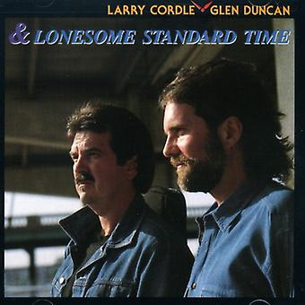 Cordle/Duncan - Lonesome Standard Time [CD] USA import