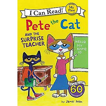 Pete il gatto e l'insegnante sorpresa (il mio primo riesco a leggere)