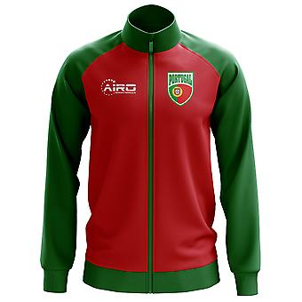 Portugal Concept Football Track Jacket (Red)