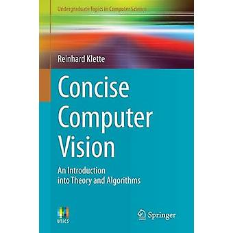 Concise Computer Vision - An Introduction into Theory and Algorithms b