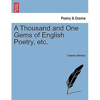 1001イギリスの詩歌等によるマッカイ・アンド・シャルルの宝石