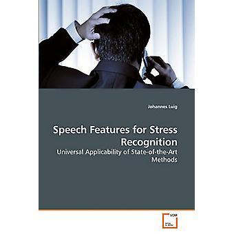 Spraakfuncties voor Stress erkenning door Luig & Johannes