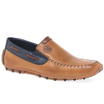 Rieker Venton miesten luistaa ajo kengät