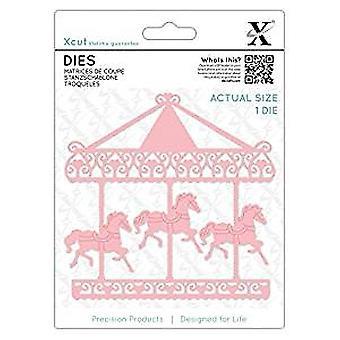 Xcut Dies Carousel (1pc) (XCU 503345)
