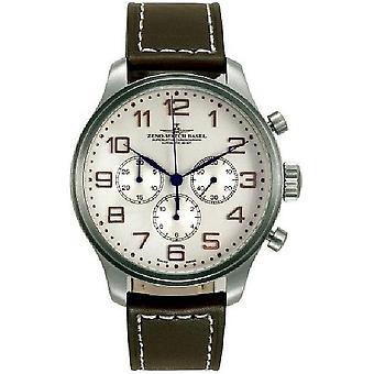 Zeno-watch reloj cronógrafo retro OS 2020 8559TH-3-f2