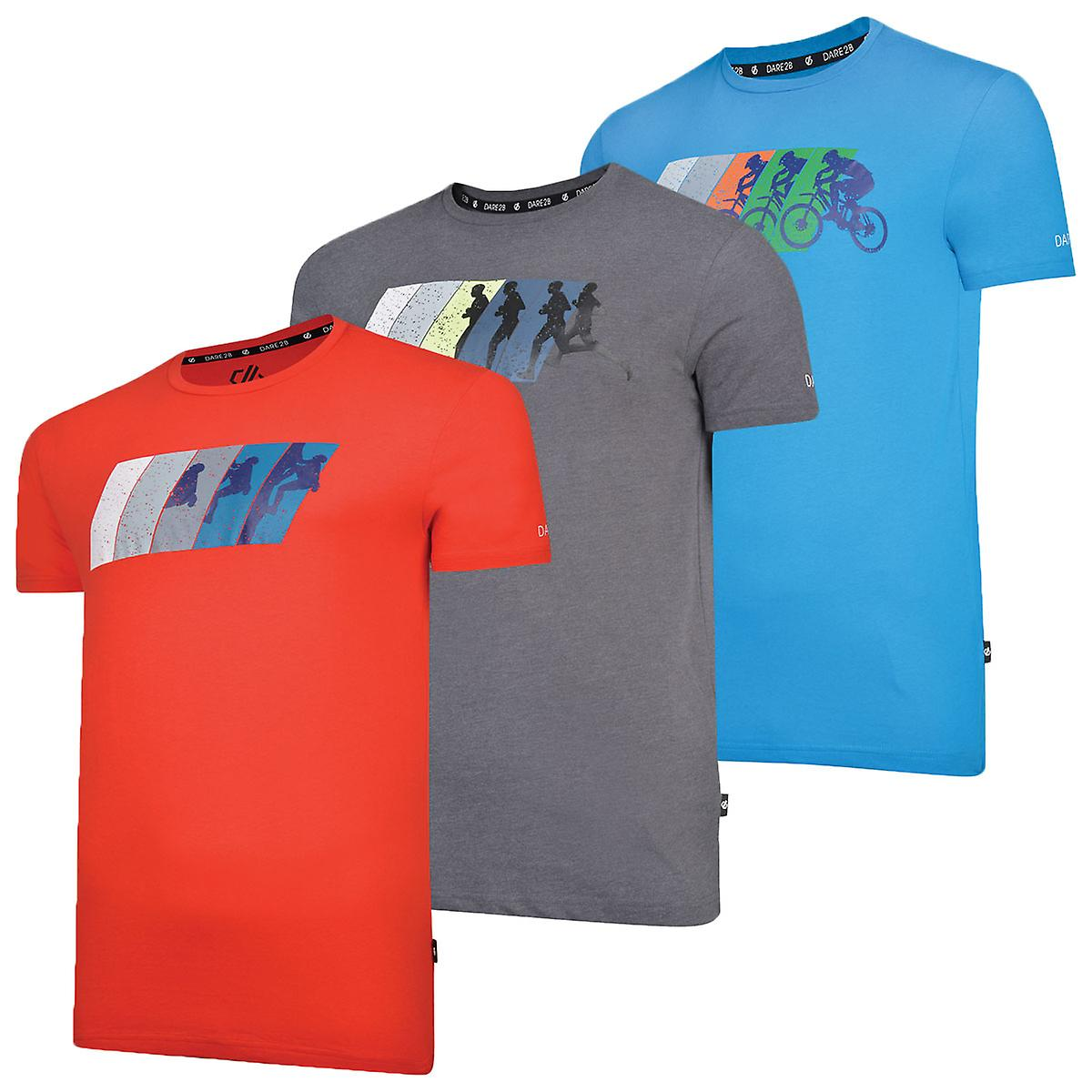Dare 2b Mens 2019 Dynamism T-Shirt