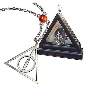 Harry Potter Xenophilius Lovegood kaula koru ja näyttö kotelo