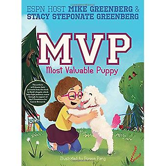 MVP - Most Valuable Puppy by Mike Greenberg - 9781481489317 Book