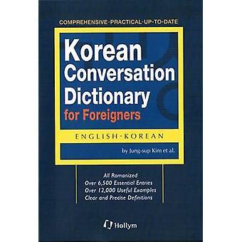 Korean Conversation Dictionary by Jungsup Kim - Hyunyong Cho - Junghe