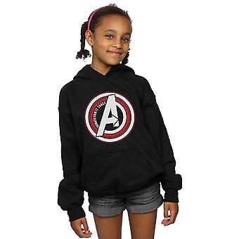 Marvel Girls Avengers Endgame lo que toma Symbol Hoodie