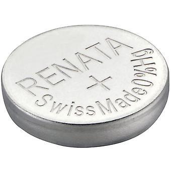 Renata Silver 1.55V Watch Battery SR416SW - Pack of 10 (Model No. 337)