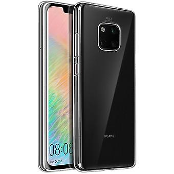 Akashi Soft Crystal Protective Case Huawei Mate 20 Pro - Clear