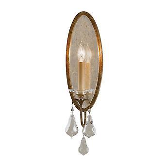 Lámpara de 1 pared luz Valentina
