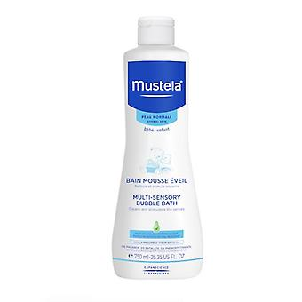 Mustela Multi Sensory Bubble Bath 750ml