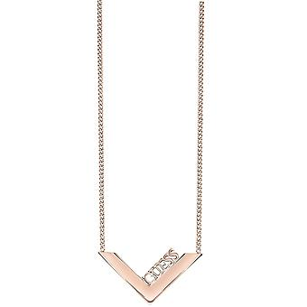 Guess Women's Necklace UBN82087