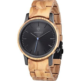 Kerbwood - Wristwatch - Unisex - Walter - 4251240409979