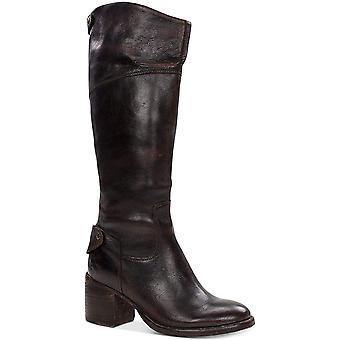 Patricia Nash Womens Loretta Leather Closed Toe Knee High Fashion Boots
