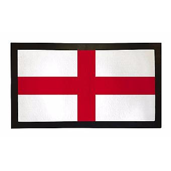 Painettu Bar Runner St George Flag kumi Baari matto Mens Gift Idea