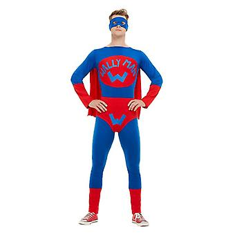 Mens Wallyman Kostüm