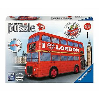 Ravensburger London Bus 3D Jig Saw Puzzle