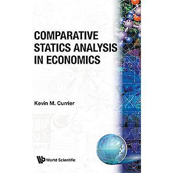 Vertaileva Statiikka analyysi talous tieteen Kevin M. Currier-97898