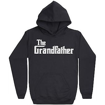 The Grandfather - Mens Hoodie