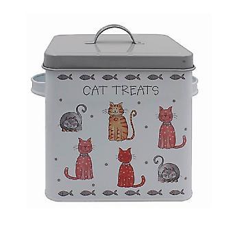 Uskolliset ystävät kissan hoitoon laatikko
