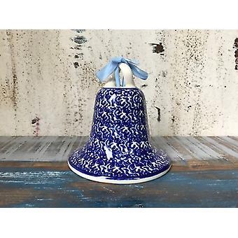 Bell store, antikke, gamle Bunzlauer keramikk med glasur sprekker muligens