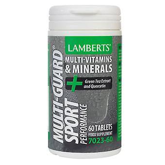 Lamberts Multi-Guard Sport Tablet 60 (7023-60)
