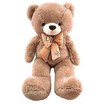 Nalle 80cm Fredriksson Teddy STOR nallebjörn mjukisbjörn