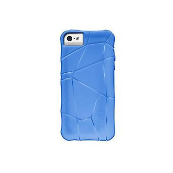 Xdoria Stir Electric Blue Hull For Apple IPhone 5