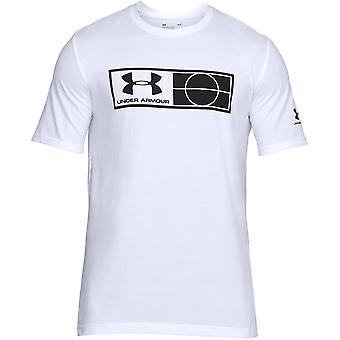Armour Mens UA Tag T-paita