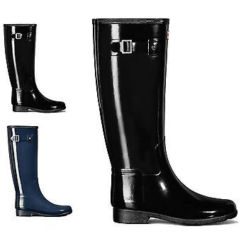 Womens Original Tall Refined Gloss Waterproof Rain Snow Wellington Boots