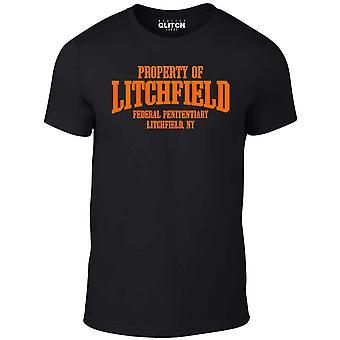 Men's property of litchfield t-shirt