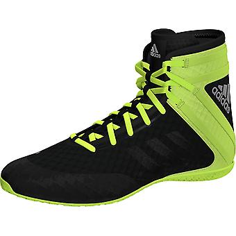 Adidas  speedex 16.1 boxing boots - black green