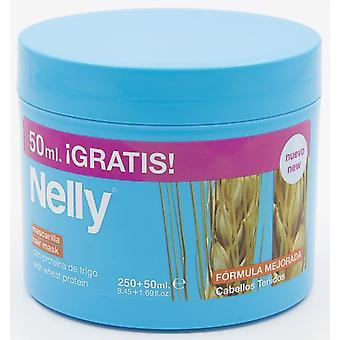 Nelly Damaged hair mask Wheat Protein 250 ml + 50 ml