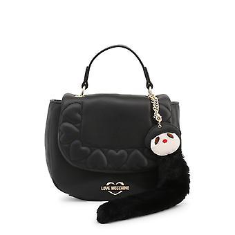 Liebe moschino frauen's Handtasche - jc4083pp18lo, schwarz